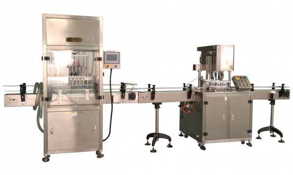 Machine de remplissage liquide entièrement automatique