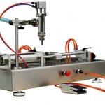 Machine de remplissage de crème pneumatique à deux têtes 100-1000ml