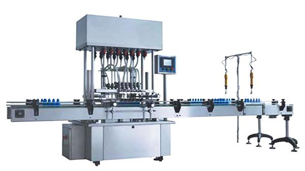 Machine de remplissage liquide Hotsale Disinfectants