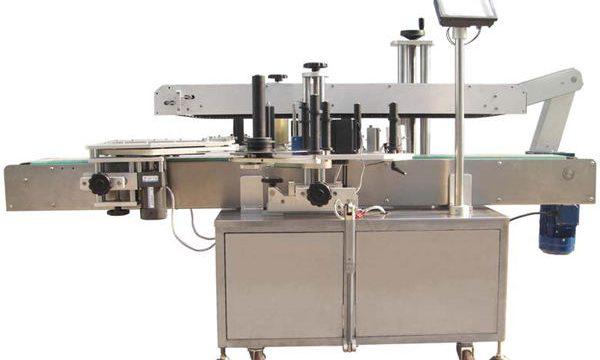 Machine à étiquettes automatique à grande vitesse de fioles