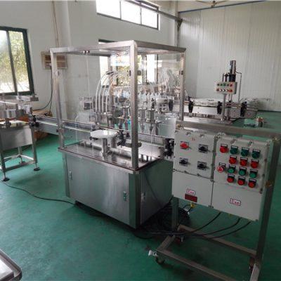 machine de remplissage liquide antidéflagrante nouvelle condition pas cher