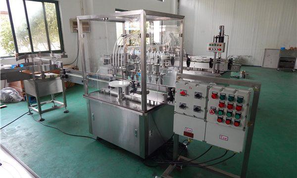 LiquidFilling Machine bon marché anti-déflagrante de nouvelle condition