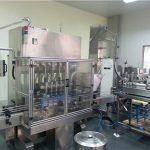 Machine de remplissage complètement automatique d'huile de lubrification
