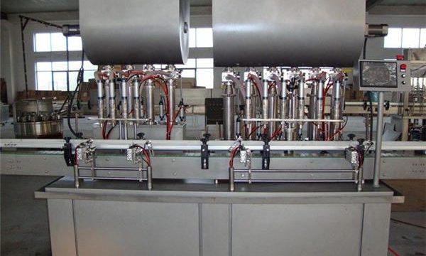 La nouvelle machine de remplissage de pâte épaisse de meilleure qualité