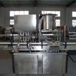 Machine de remplissage automatique à piston en ligne droite