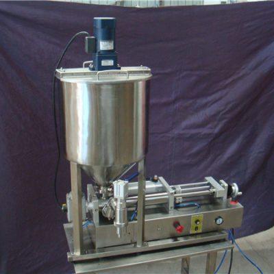Machine de remplissage liquide semi automatique à 2 têtes