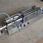 Fabricant de machine de remplissage de shampooing semi-automatique