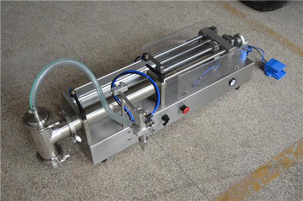 fabricant de machine de remplissage de shampoing semi automatique